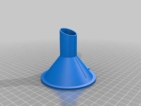 my customized parametric funnel4 kitchen dining