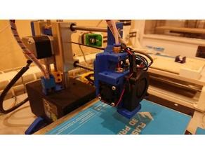 printerbot simple metal upgrate 3d parts