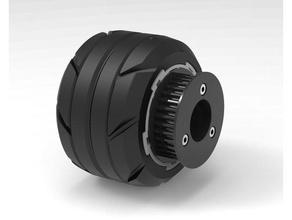 htd-5m 34 teeth pulley - street wheels longboard diy electric longboard electric skateboard htd-5m longboard pulley skateboard wheel