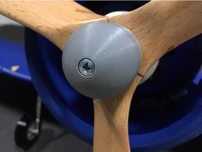 f4u f2g corsair cono de nariz spinner 3dlabprint modelo rc los vehículos