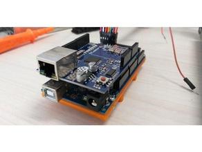arduino mega 2560 din rail 35 75 mm mounting electronics 35mm din rail 3 module din rail box arduino 2560 din rail arduino din rail arduino mount