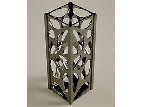customizable voronoi pencil holder sculptures 3d voronoi container containers customizer style voronoi vase voronoi design voronoi mesh voronoi style
