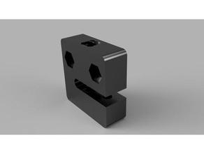 linear motion anti-backlash nut tools 2mm pitch 3d printer 8mm leadscrew cnc cnc machine gt2 2mm pitch leadscrew nut lead screw openbuilds
