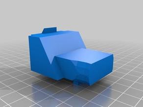 kappa 28l givi z315 push button top case diy pulsante pulsante micro red button tail case