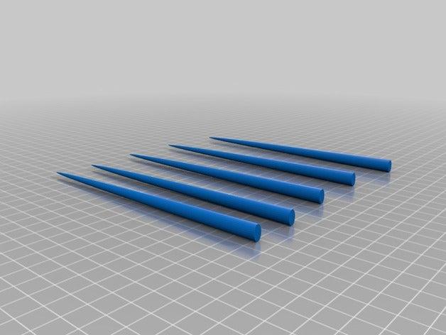 wando 3d printing