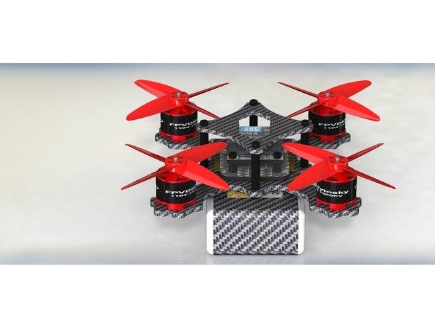 80mm micro drone rc vehic