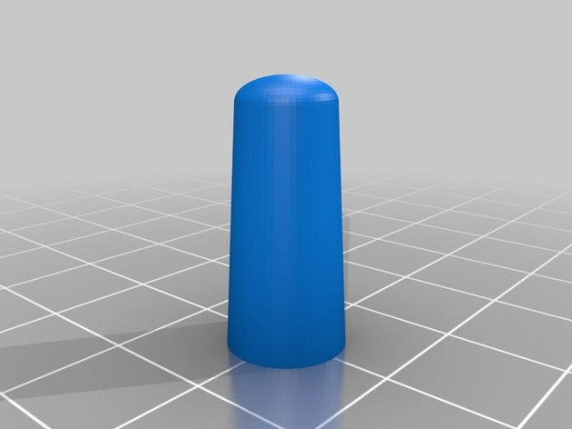 knob round shaft replacem