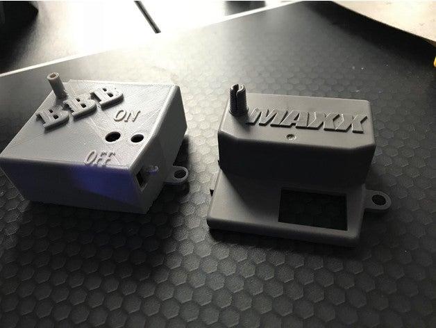 t-maxx radio box enlargme