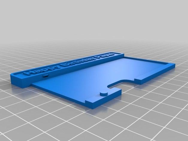 my customized a-maze-ing