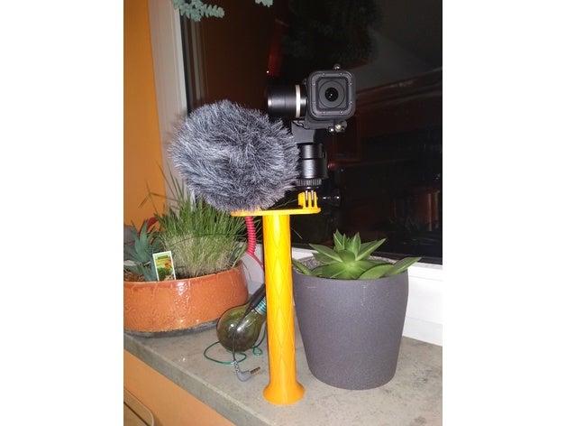 gopro hand rig camera gop