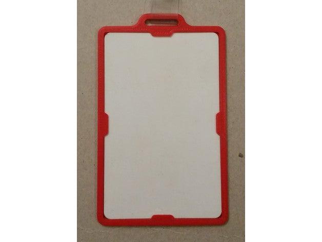 rfid badge holder electro