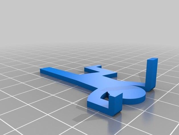 key chain 3d printing