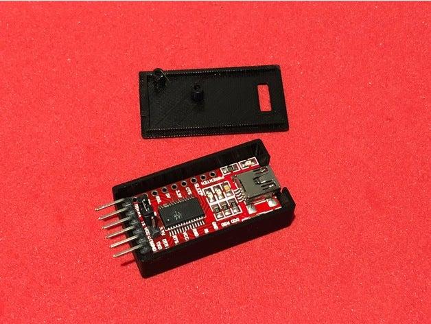 ftdi adapter case 3d prin