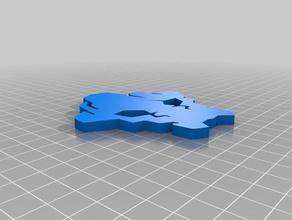ninjago emblem cole costume lego ninjago
