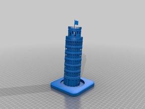 torre di pisa gli edifici strutture
