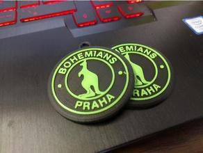 bohemians 1905 logo i segni i loghi bohemians praha calcio squadra di calcio