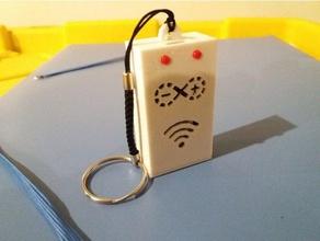esp8266 arduino nodemcu keychain diy arduino case arduino esp8266 box esp8266 caja para esp8266 case esp8266 esp8266 case key chain key chain esp8266 keychain esp8266 llavero llavero para esp8266 nodemcu esp8266 portable schluesselhaenger schlelhnger schlsselhnger wifi wifi arduino wifi nodemcu