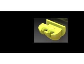 gamma c&acircble enrouleur 3d la stampa cavo guida cavo titolare
