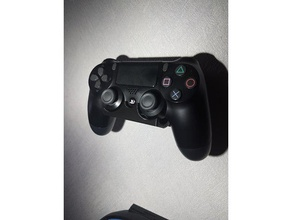 ps4 controller headset mount removeable video games controller wallmount controller mount headset holder ps4 controller stand ps4 controller mount ps4 mount sony ps4