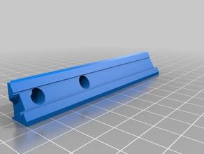 trinus extruder light bracket 3d printer parts dimmer kodama trinus lcd mount led holder led strip panowin panowin f1 trinus3d upgrade