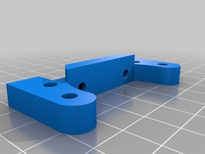 e3d cyclops v6 hotend support printer parts 3d printer 3d printing bowden hotend cold end cooling cooling duct cooling fan e3d-titan e3dv6 e3d chimera e3d hotend e3d v6 hotend cooling nozzle cooling prusai3 e3d v6 prusa hotend support