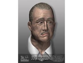 godfather der pate don vito corleone people bueste bust bste figur figure mafia marlon brando nemoriko