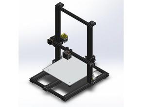 cr-10 oem complete 3d model printers 3d printer cr-10 3d cr-10 model cr-10s cr-10s 3d cr-10s model cr10 cr10s creality creality cr-10 model creality cr-10s model