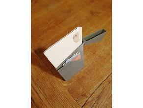 slim wallet cash holder accessories 3d printed wallet hardcase wallet minimalist wallet money moneybox money box money clip money holder slim case wallet case
