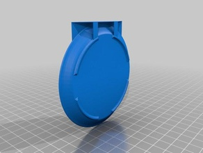 Crushed Coffee cup by Duplicate3D Thingiverse