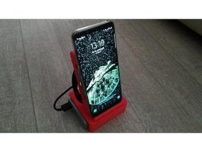 phone holder wireles charging mobile mobilephoneholder phone stand samsunggalaxys8 samsungholder smartphoneholder