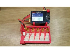 isdt sc-608+parallel charging board holder electronics isdt holder isdt sc-608 holder isdt 608