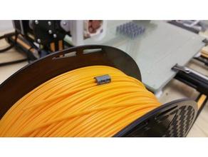 filament clamp holder 175mm 3d printer accessories 175mm clamp 175mm fastener 175mm fastner 175mm filament 175mm gripper 175mm holder 175mm storage clamp filament filament fastener filament fastner filament grip filament gripper filament holder filament spool clamp filament storage holder filament