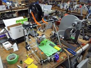 i2 21 gearbox 3d printer parts nema17 prusa i2 prusa mendel i2