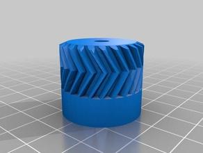 snappy reprap v30 drive gear parts remix 3d printers remix snappy snappy reprap snappy v3 tinkercad