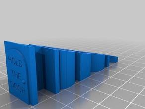 bloque porte hodor household supplies bloque porte doorstop hodor hodor hold door porte-clefs