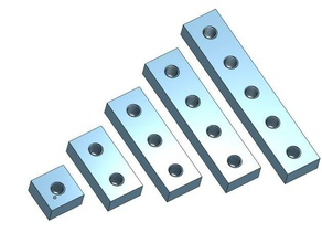 10x10 10x20 10x30 10x40 10x50 plates cuboids 5 mm thick m5 thread holes 3d printer parts 10x10 cuboid 10x20 cuboid 10x30 cuboid 10x40 cuboid 10x50 cuboid plate 10x10 plate 10x20 plate 10x30 plate 10x40 plate 10x50 thread hole plate