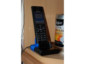 fritzfon mt-f additional holder charging station organization