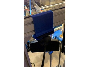 ps3 eye toy alu profile mount camera aluminium profile camera mount clip eyetoy ps3eye webcam mount