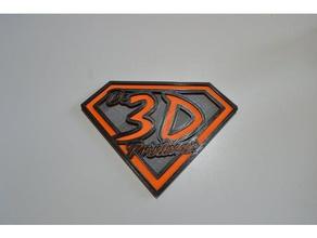 de3dprintman logo printing 3dprintable 3dprinting 3dprintingcommunity makers makersgonnamake makersmovement prusa prusai3 prusai3mk3 teamorange