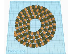 çok uzun yılan ekstruzyon çift eklemli hayvanlar çift alanında flexi esnek polymathic yılanlar