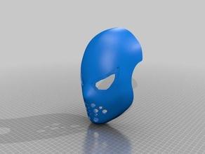 raimi mask faceshell costume eyes sam raimi spider-man spiderman spider man tobey maguire webs