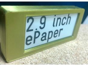 29 epaper Fall esp32-Batterie - Elektronik esp8266