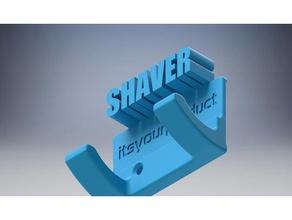 tıraş makinesi montaj tasarım bak baskı optimize edilmiş banyo itsyourproduct uluslararası gençlik Parlamentosu
