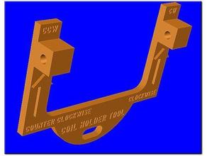 duplicatore di tensione in senso antiorario di bobina di bobina in senso orario titolare strumento l'elettronica bobine magnete nintendo filo