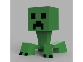 minecraft creeper kafası mafsallı oyuncaklar oyunlar