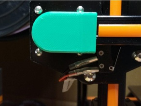 e12 axis pulley cover screwless v2 3d printer parts anet anet e12 anet e12 parts anet e12 upgrade puzzle