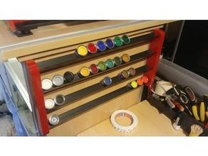 revell peinture de couleur de l'shelfrack farbregal revell email de couleur passe-temps humbrol