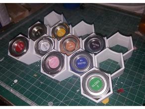 humbrol peinture boîtes de titulaire bricolage
