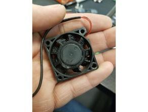 35mm fan blade replacement 3d printer parts emergency raise3d raise3d n2 raise3d n2 plus repair replacement part temporary