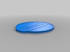 a companhia de petróleo do golfo do logotipo sinais logotipos
